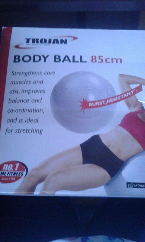 trojan body ball