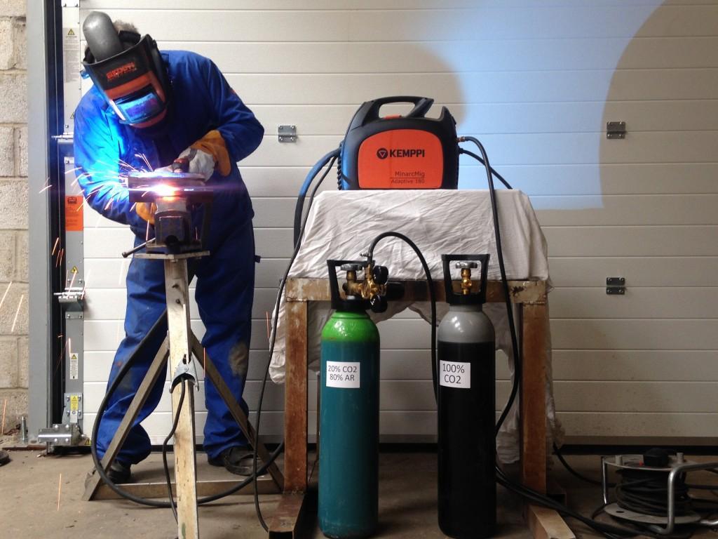 Argon welding training arc co2 welding boilermaking training. school of artisan course @0790607497