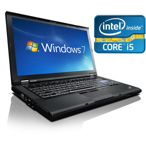 Lenovo ThinkPad T410- Intel Core i5-2.53GHz- 4GB DDR3 RAM (2GB + 2GB) Storage: 320GB Seagate 7400.4 HDD (7200rpm) Optical Drive: DVD+/-RW Wireless: Intel 6200 802.11AGN, Bluetooth, Gobi 2000 WWAN Graphics: NVIDIA NVS 3100M with 256MB DDR3
