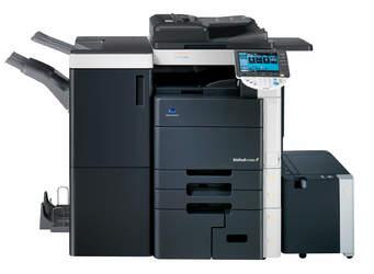 Konica minolta C550 copier for sale