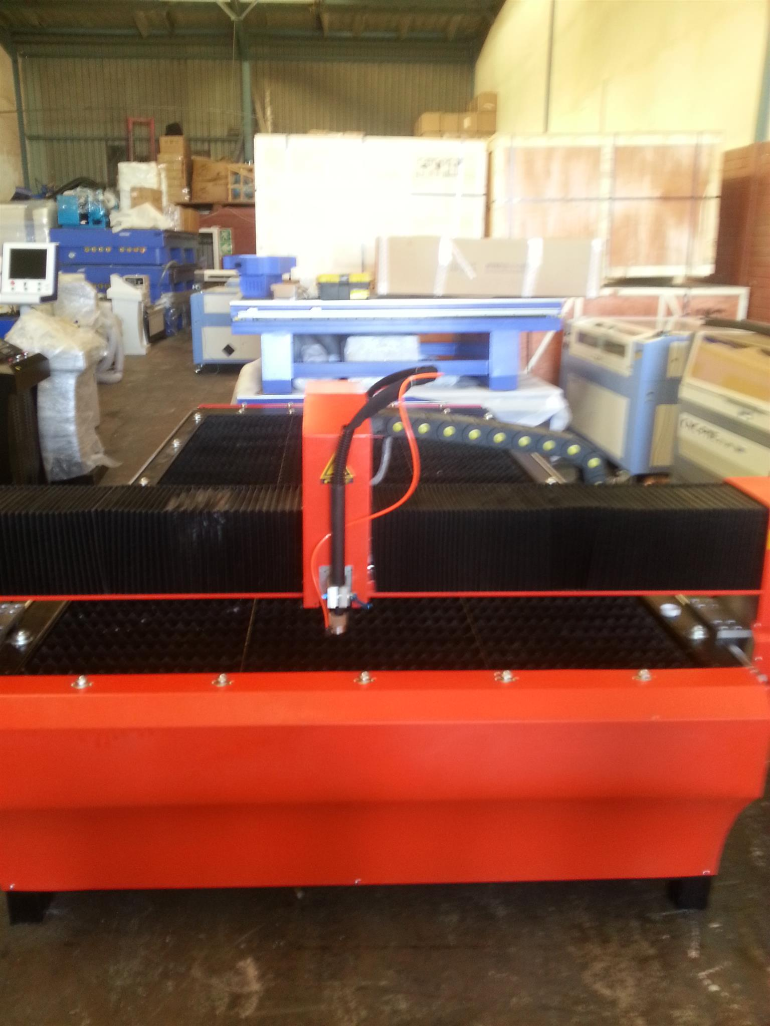 Plasma Cutter C N C 1500 x 3000 mm
