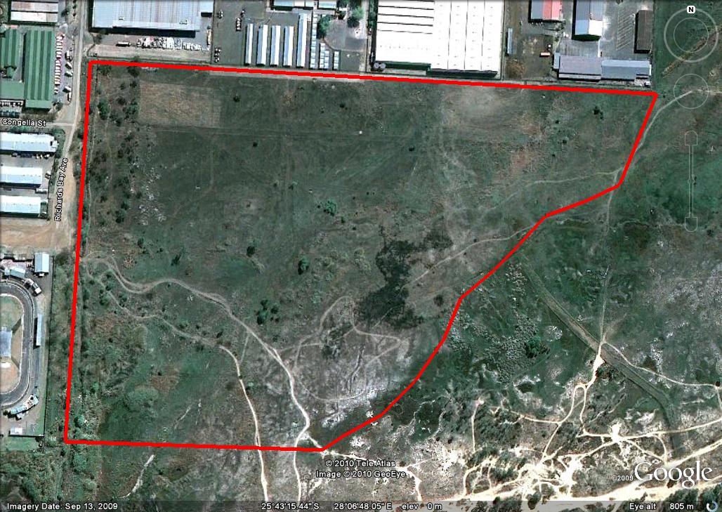 Residential Development - Kirkney, Pretoria, Gauteng