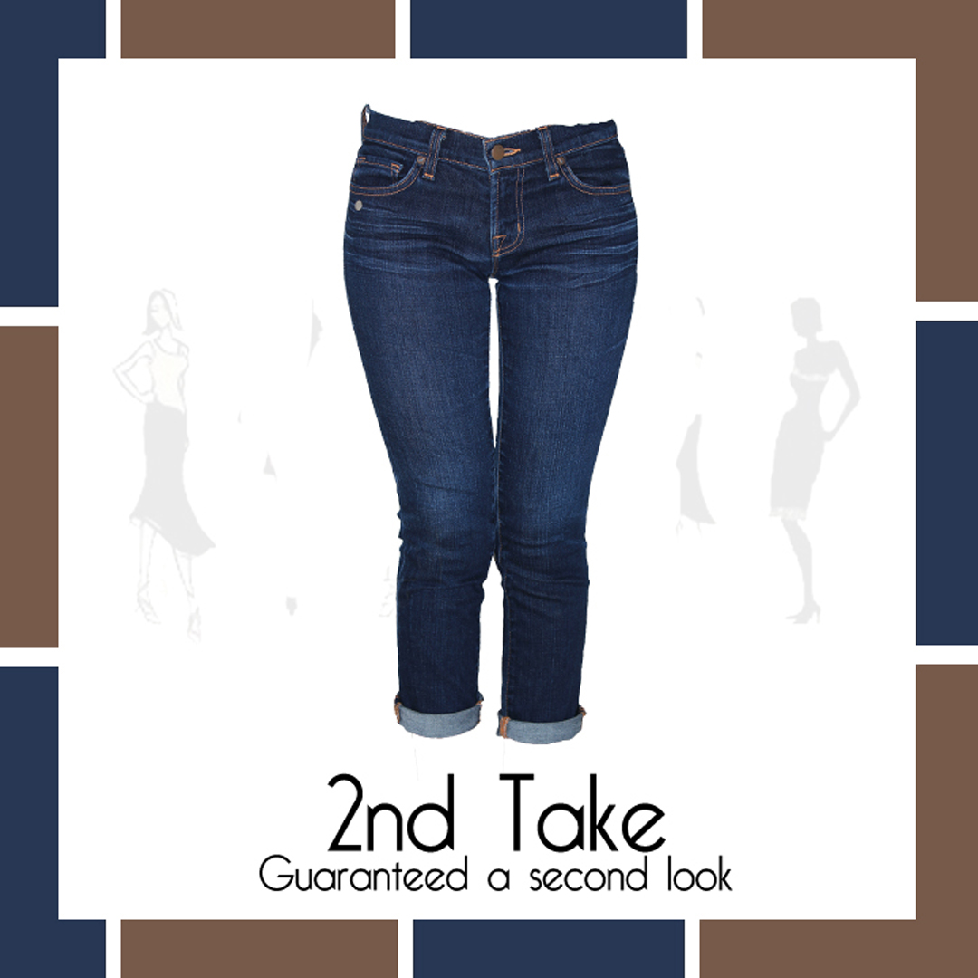 David Jones Designer jeans at the best prices now at 2nd Take!