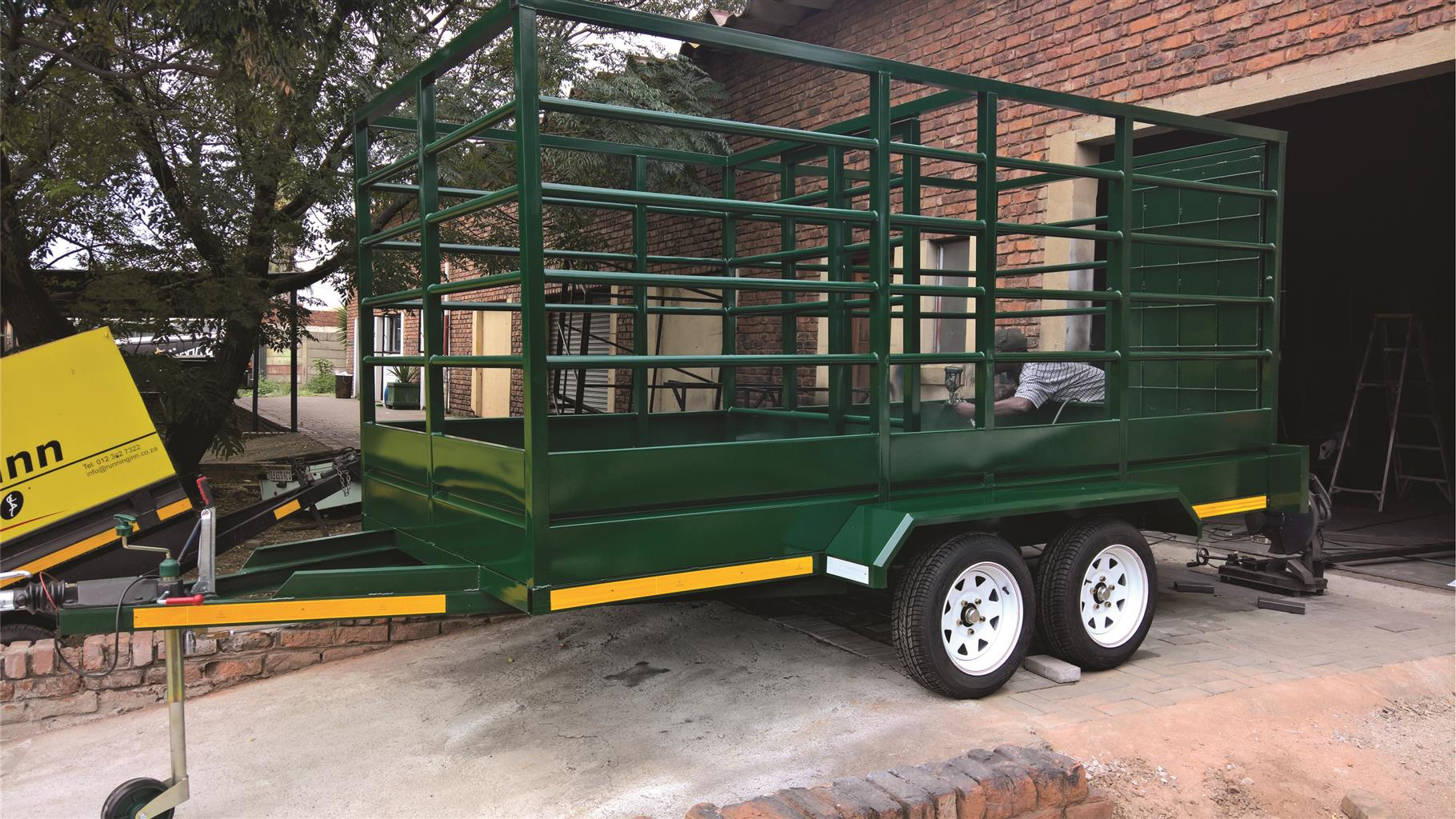 Cattle trailers from R28500