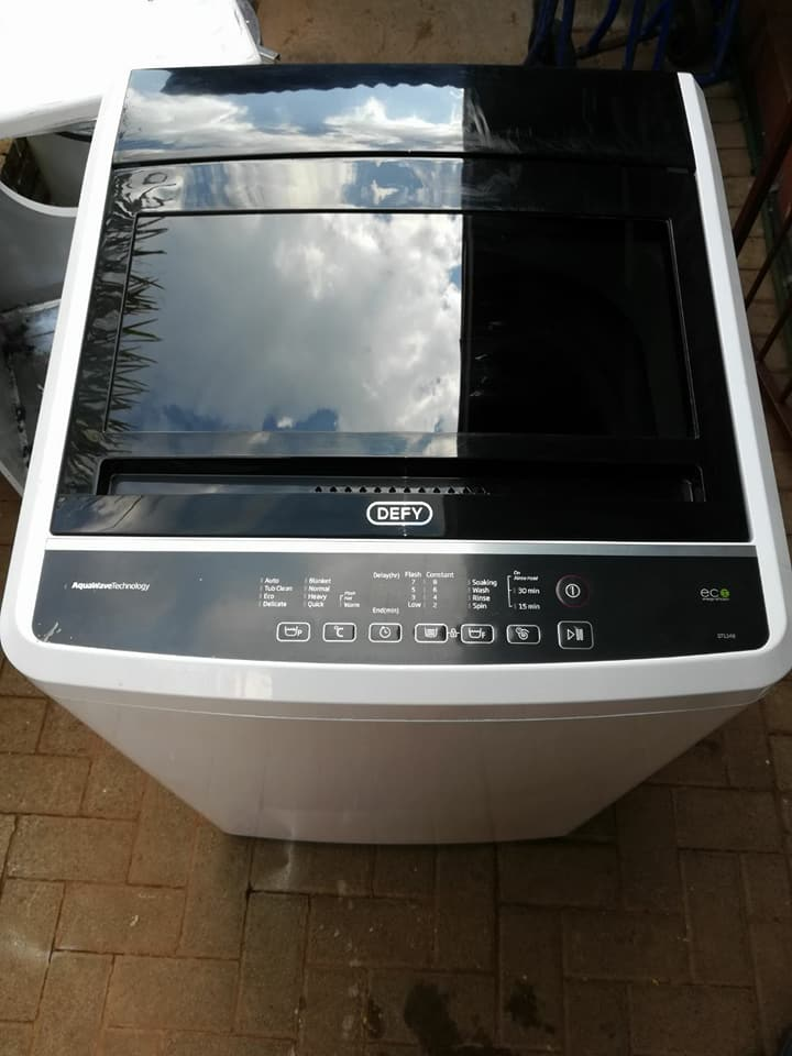 defy 13k washing machine