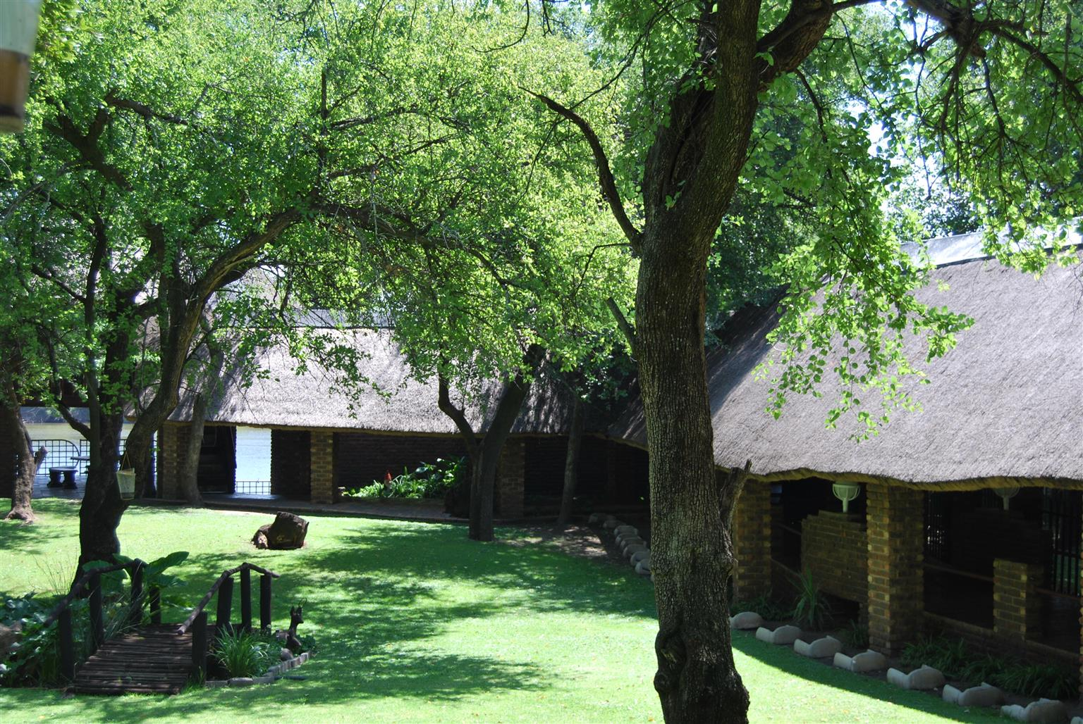 Stunning Farm Lodge for Sale on Vaal River – Location  View Nature River