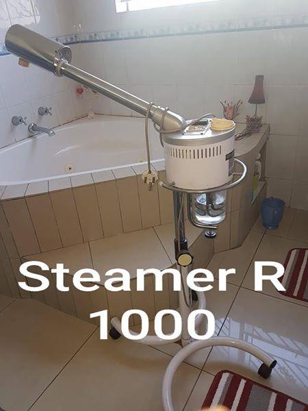 Steamer for sale