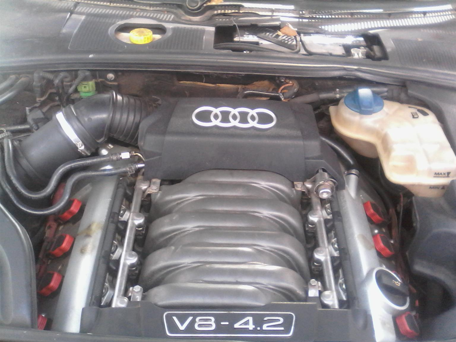 Audi S4 in South Africa | Junk Mail