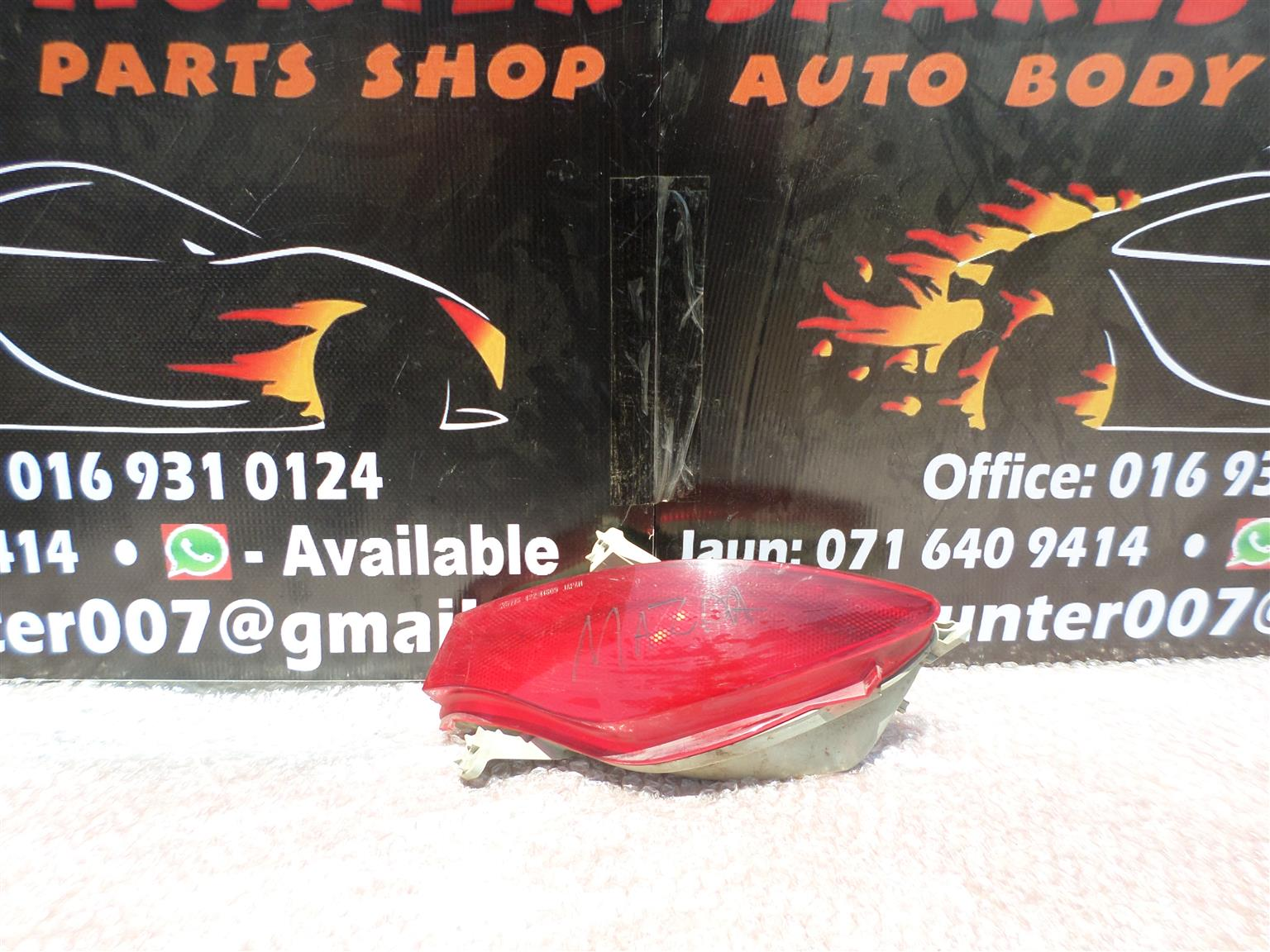 Mazda Tail light for sale