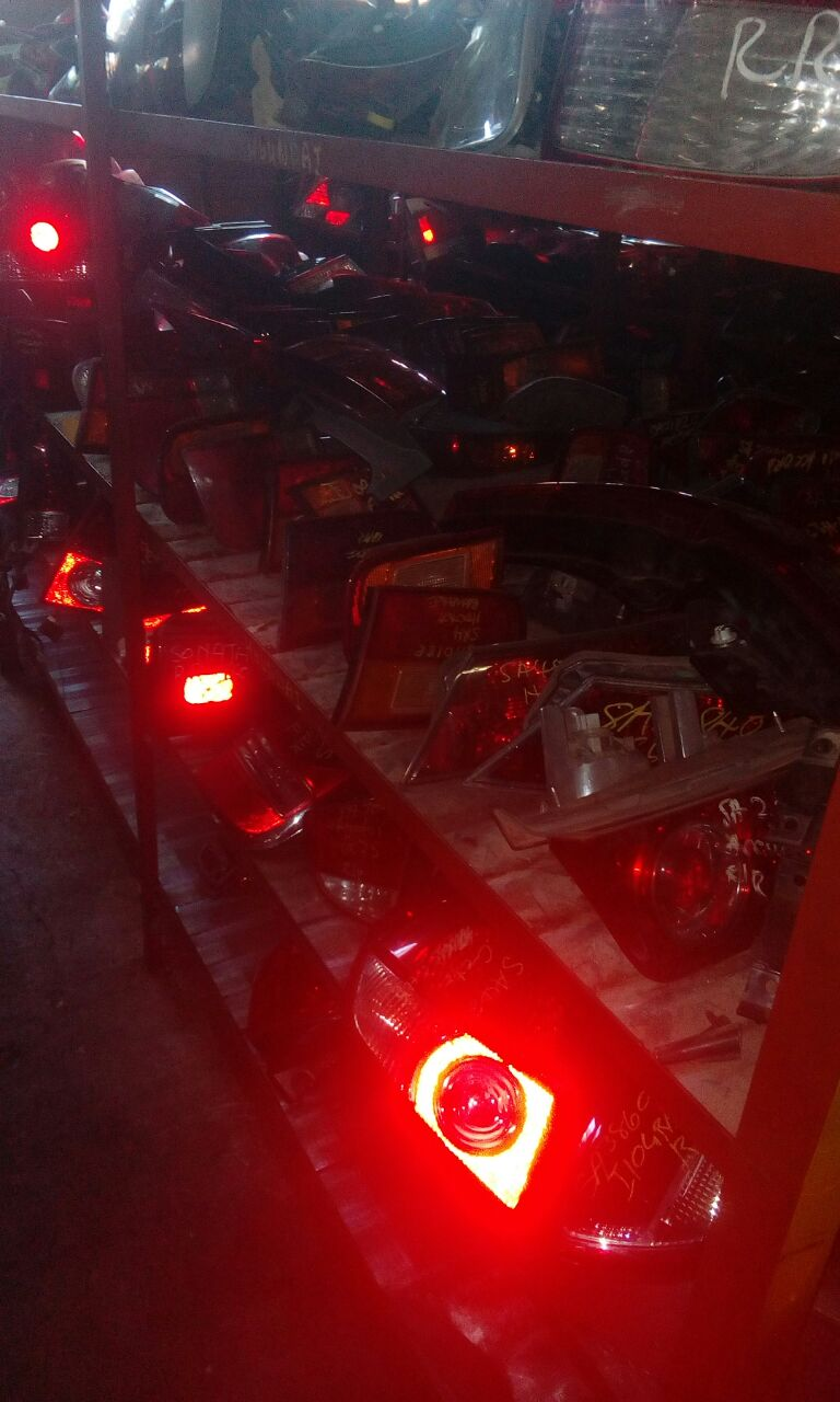 Variety of Taillights for sale