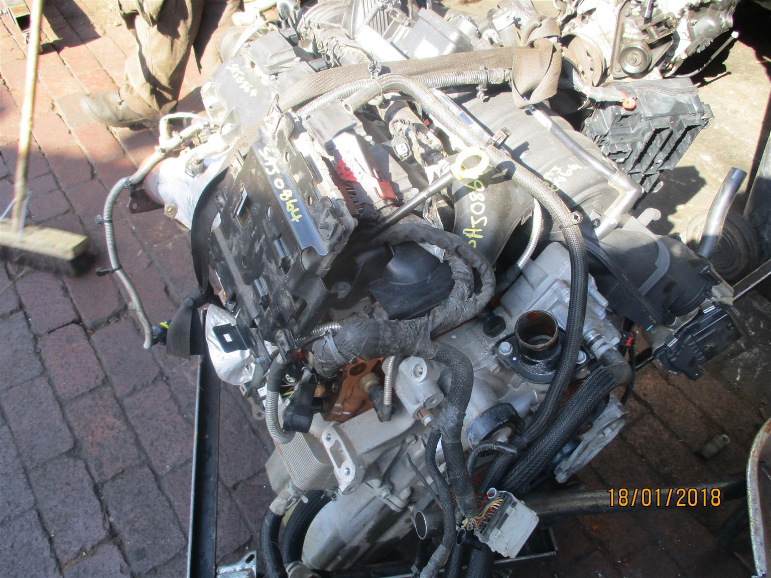 JEEP GRAND CHEROKEE 6.4 SRT8 2014 ENGINE
