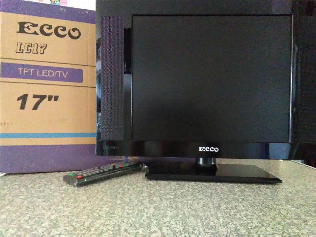"Ecco 17"" LED Flatscreen"