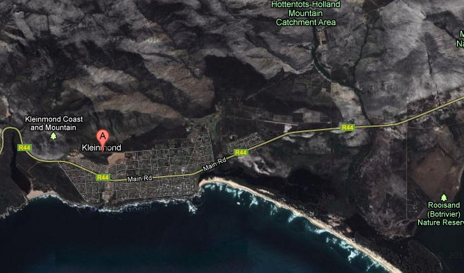 Huge Stand in Kleinmond for sale