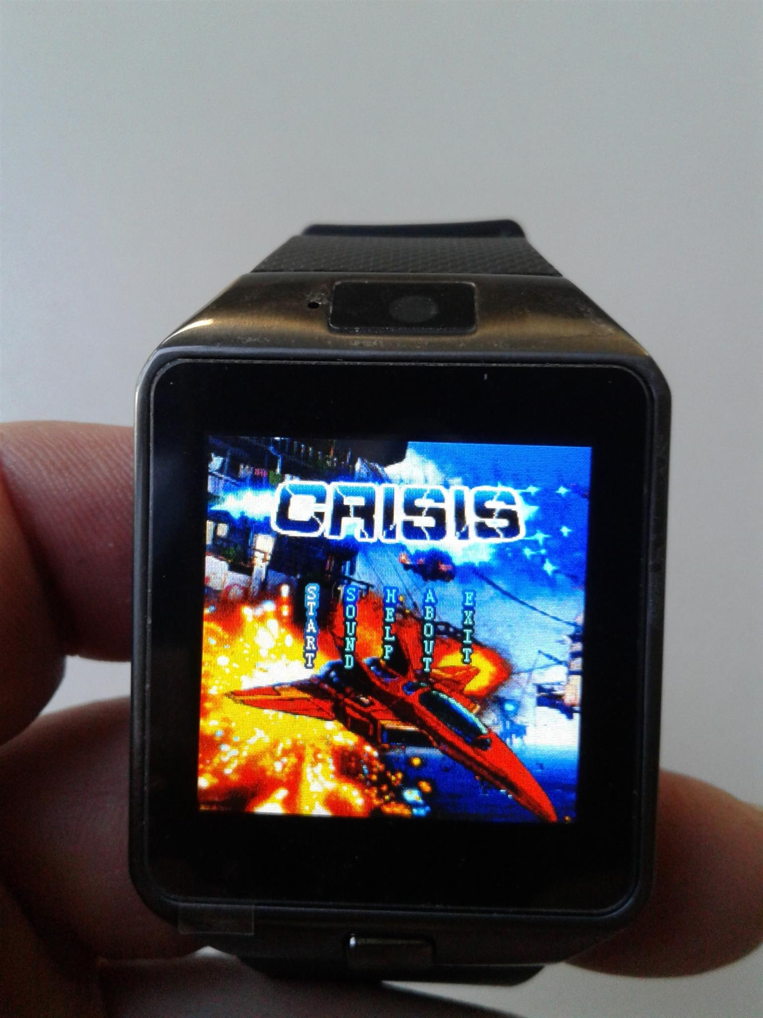 High Quality watch phone (smartwatch) GAMES WATCHES