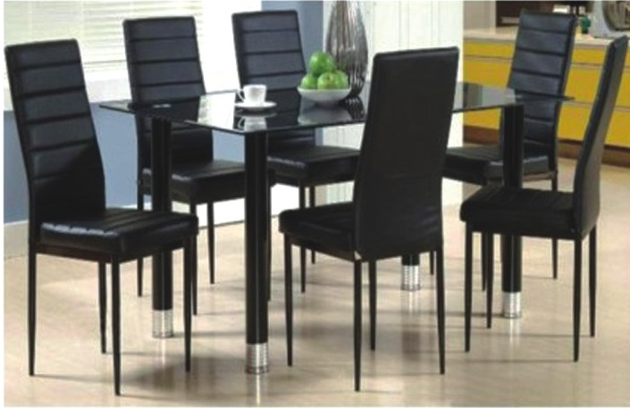 Dinning Table - 6 seater sets