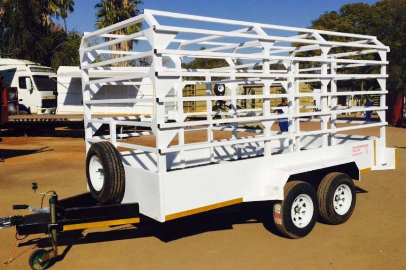 Milti purpose & Cattle Trailers