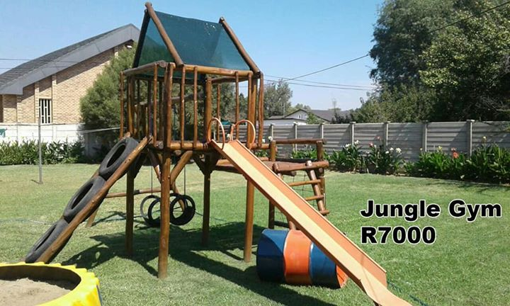 Jungle gym te koop