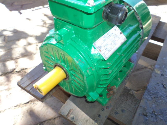 1.5 kw 380 volt electric motor