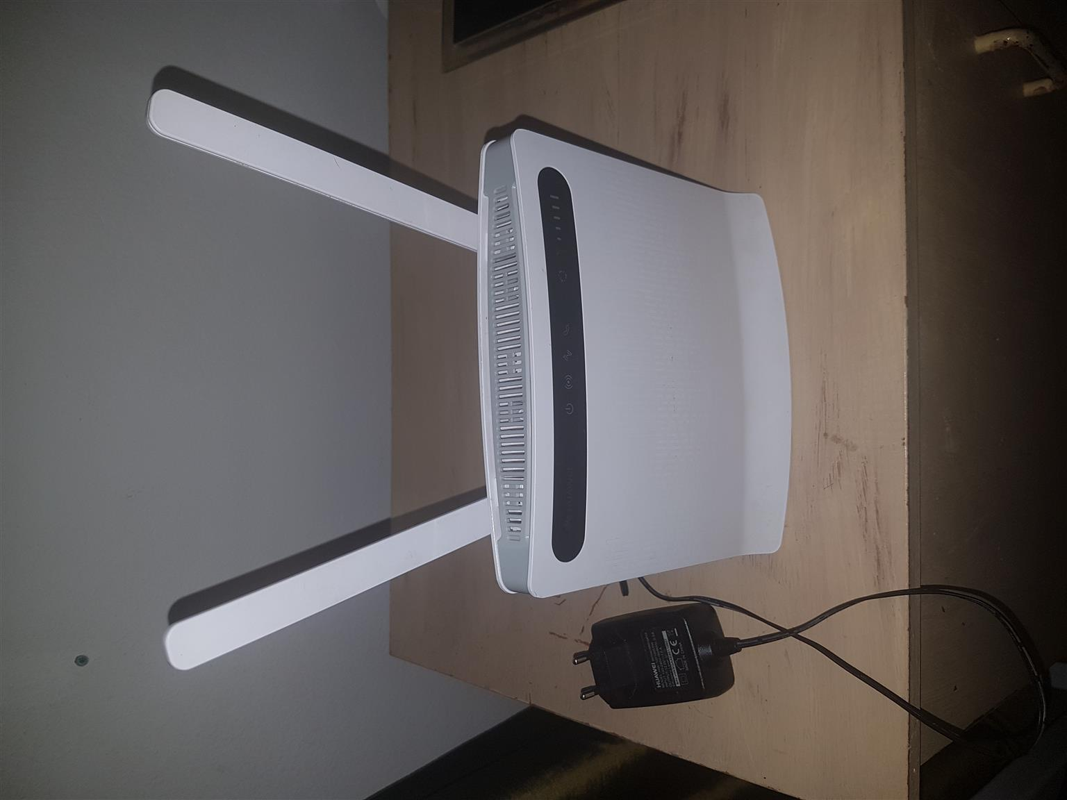 LTE Huawei Router