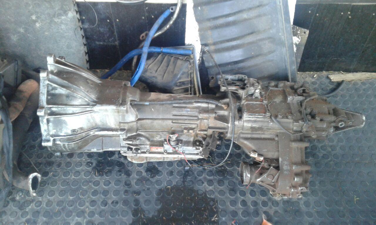 Mitsubishi Pajero 3 Litre V6 gearbox