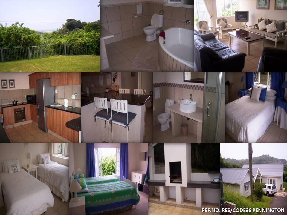 Pennington, Pet Friendly Holiday House, Sleeps 10, Available ... www.seeafrica.co.za