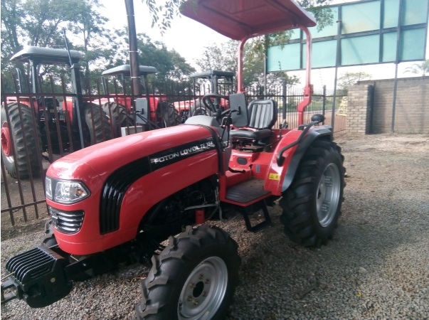 S2892 Red FOTON 354 35Hp/25kW 4x4 New Tractor