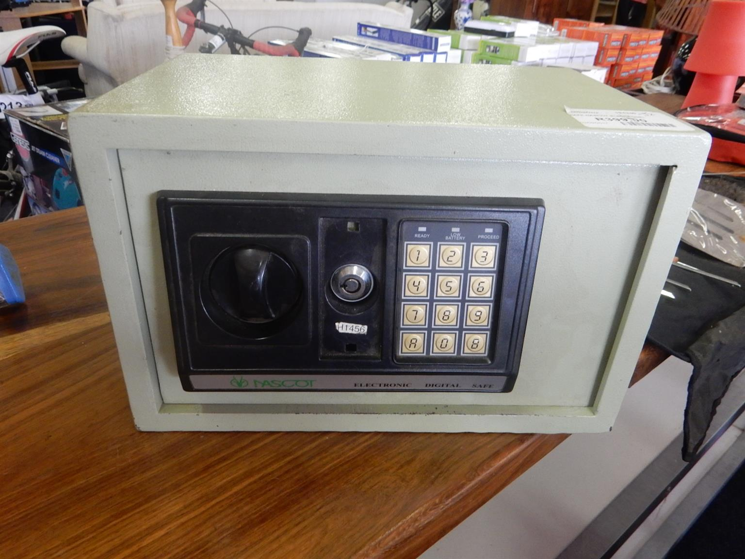Nastoc Eletronic Safe 1