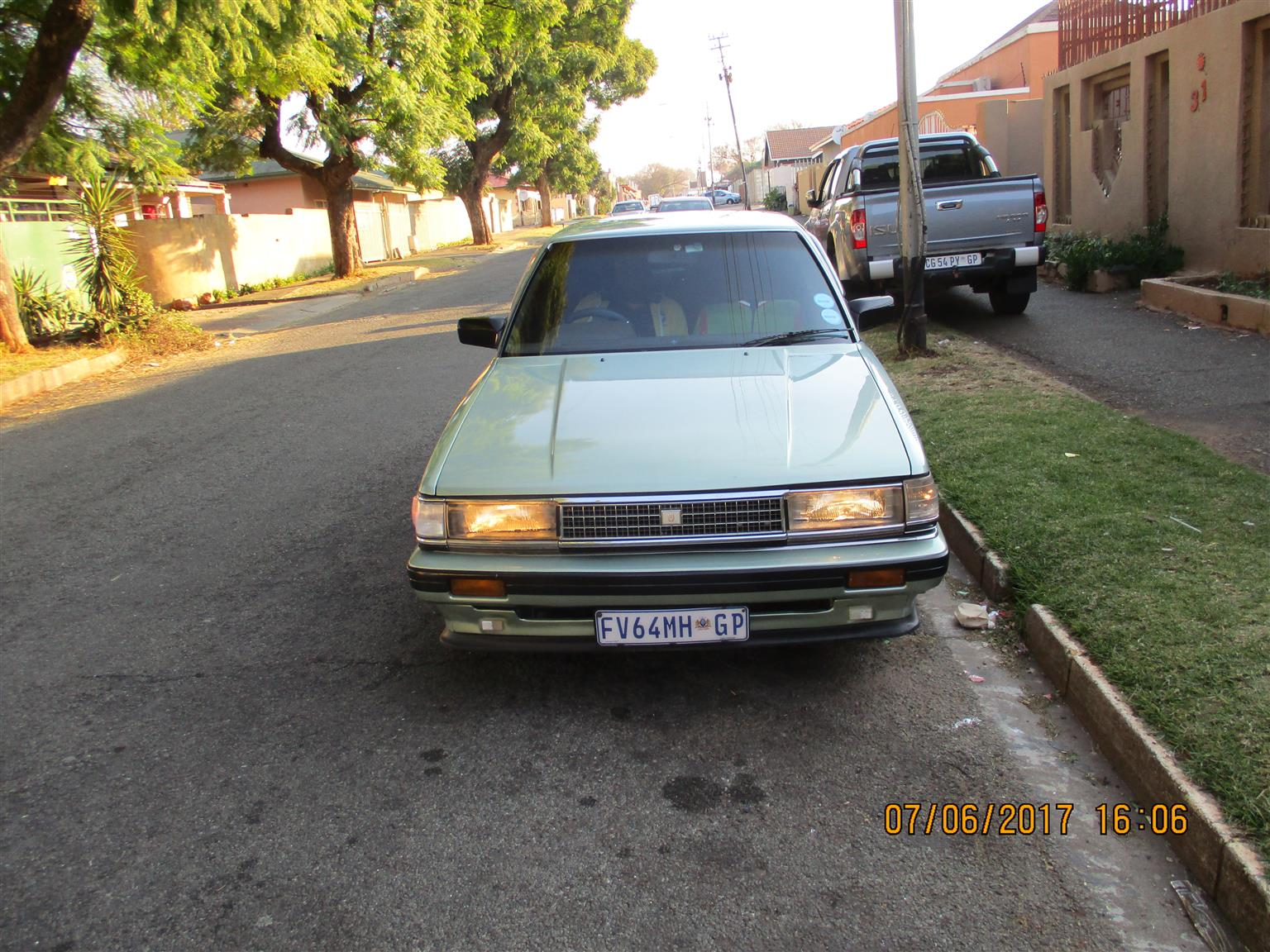 Toyota Cressida For Sale In Gauteng >> Toyota Cressida GLI-6 Fuel Injection | Junk Mail