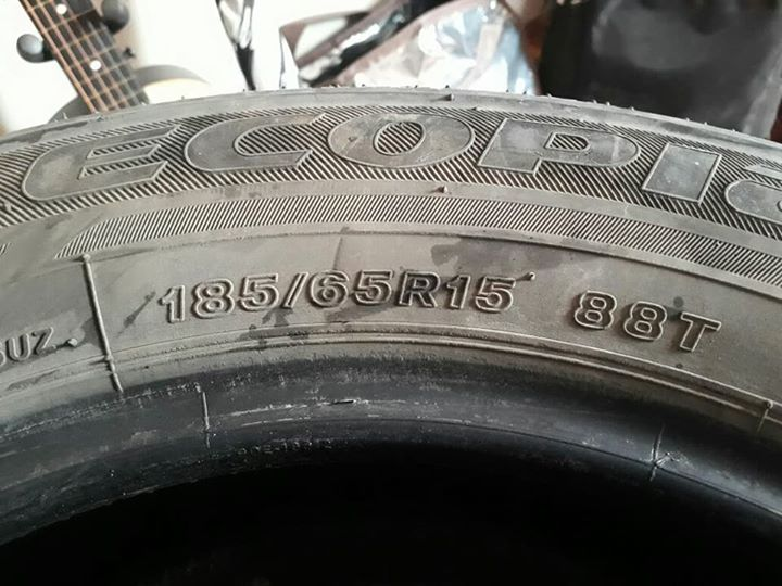 Tyres 185x65x15