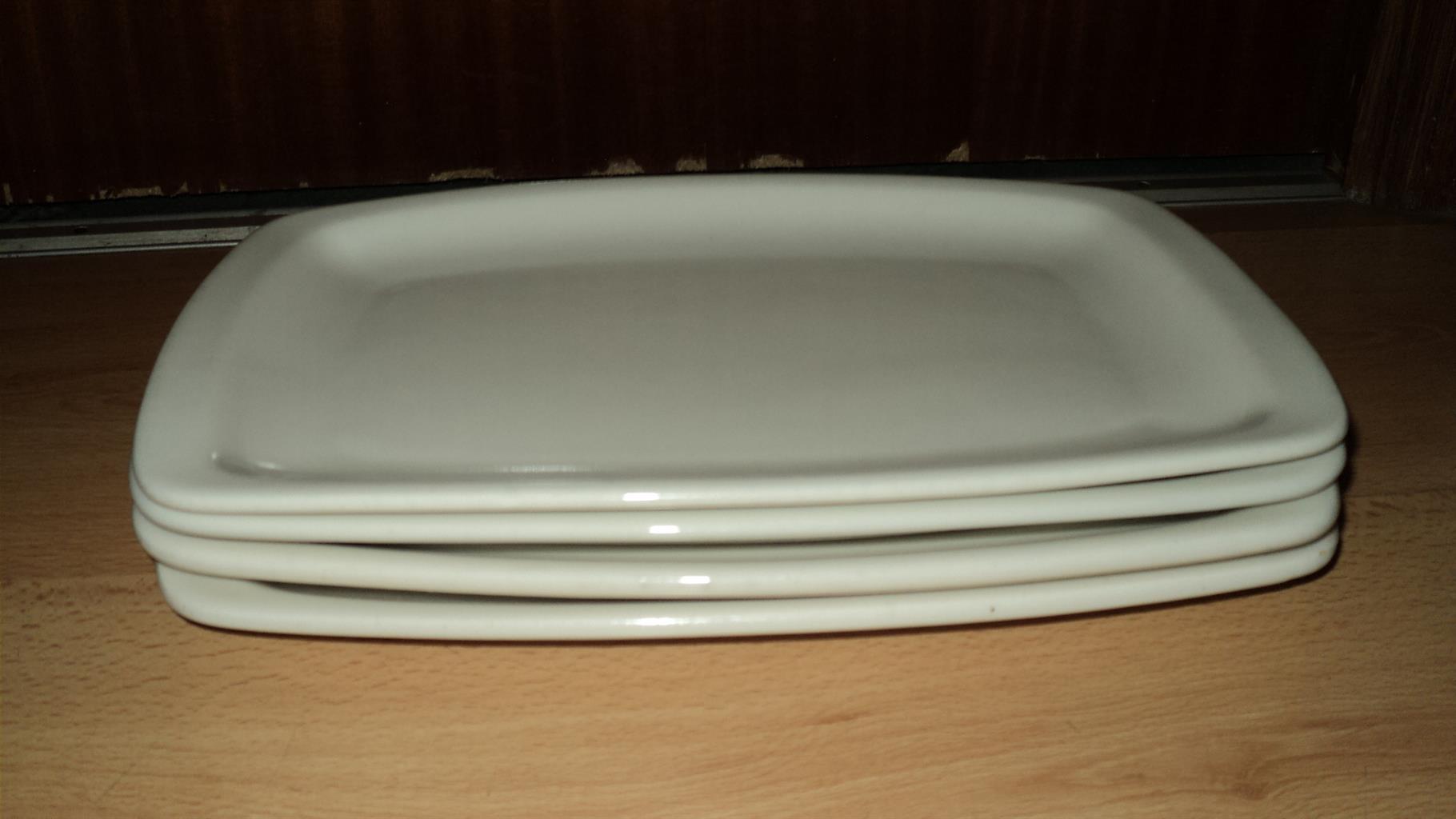 Continental Platters (X4)