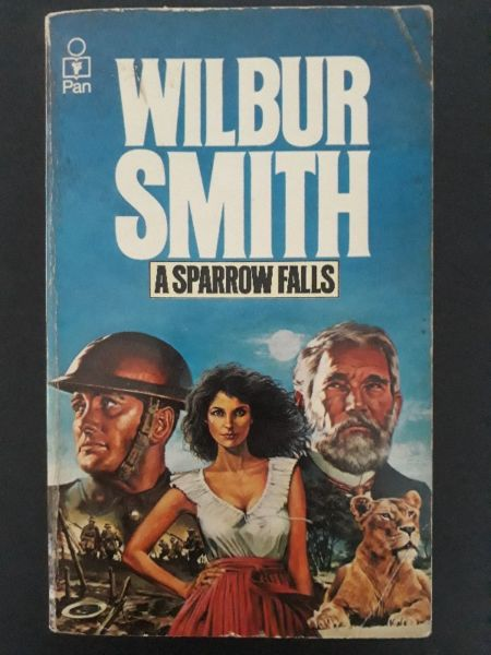 A Sparrow Falls Wilbur Smith Courtney 3 Junk Mail