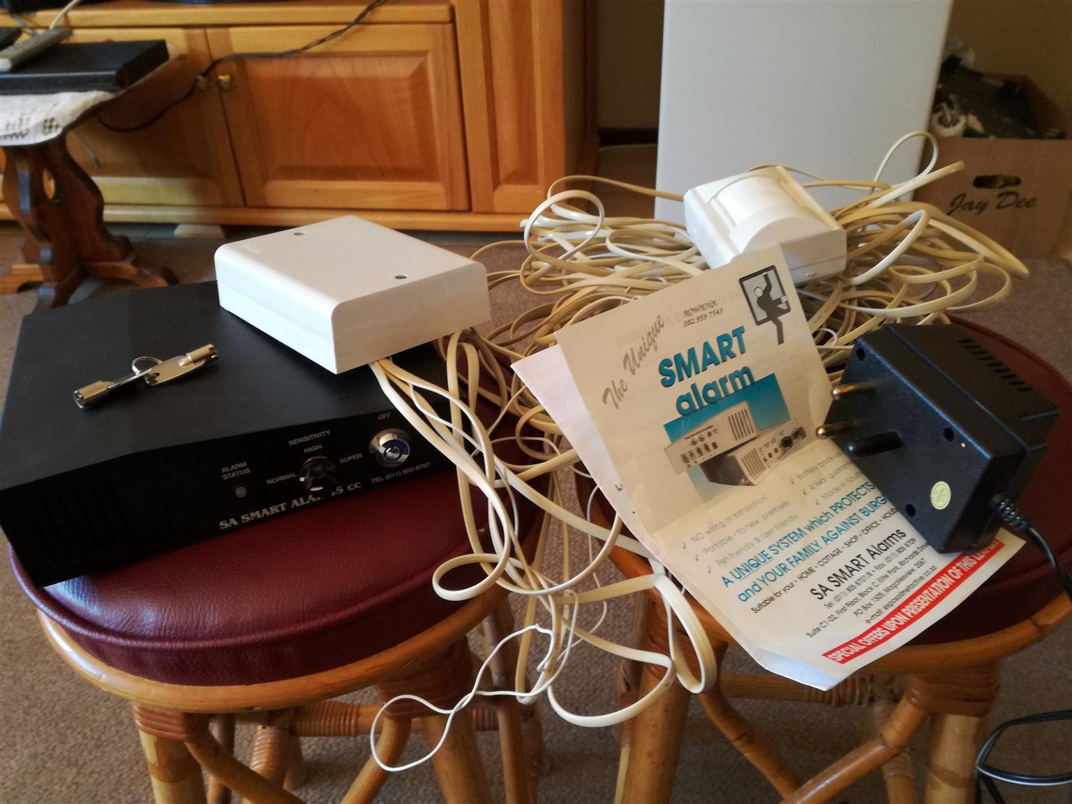 SMART alarm home system - Bargain