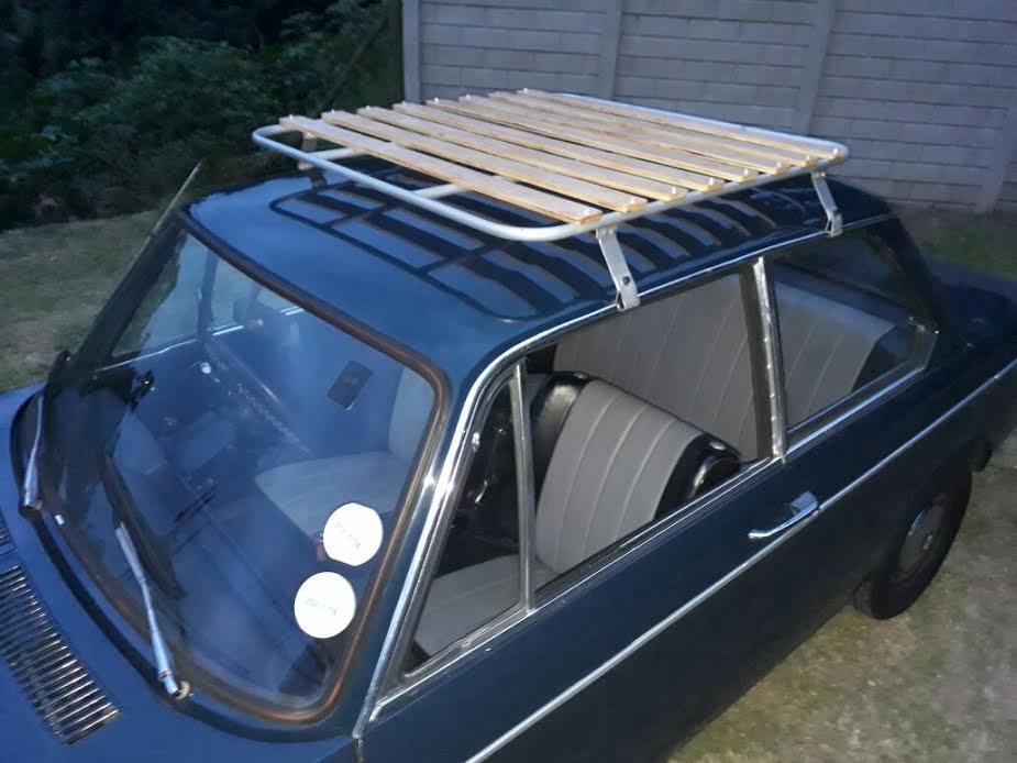 BMW ROOF RACK