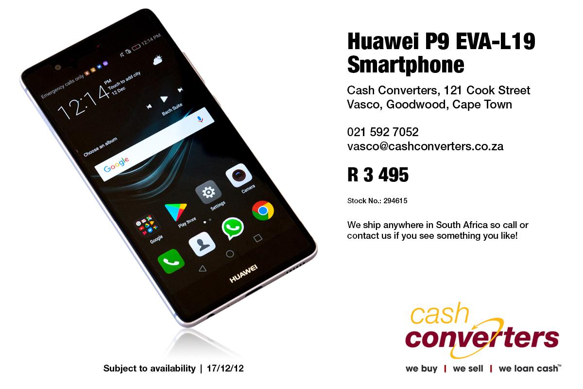 Huawei P9 EVA-L19 Smartphone