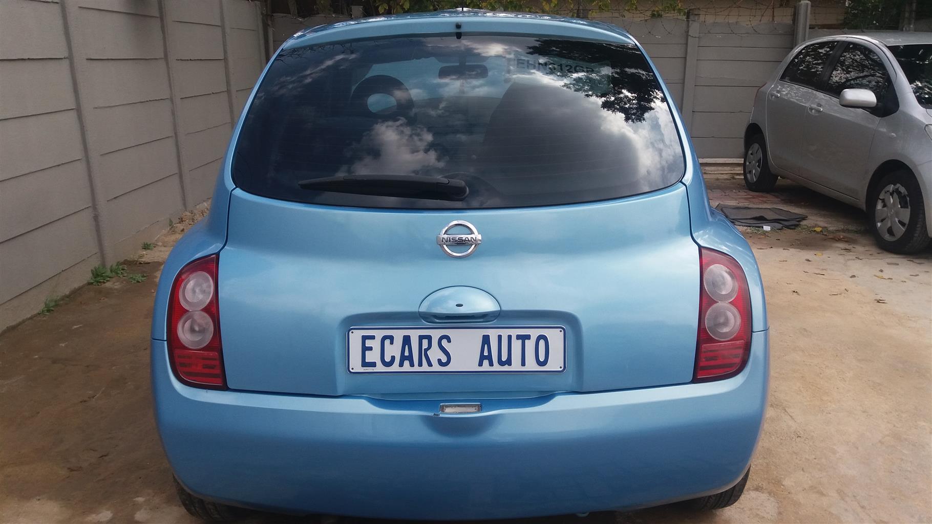 2005 Nissan Micra 1.4 5 door Acenta