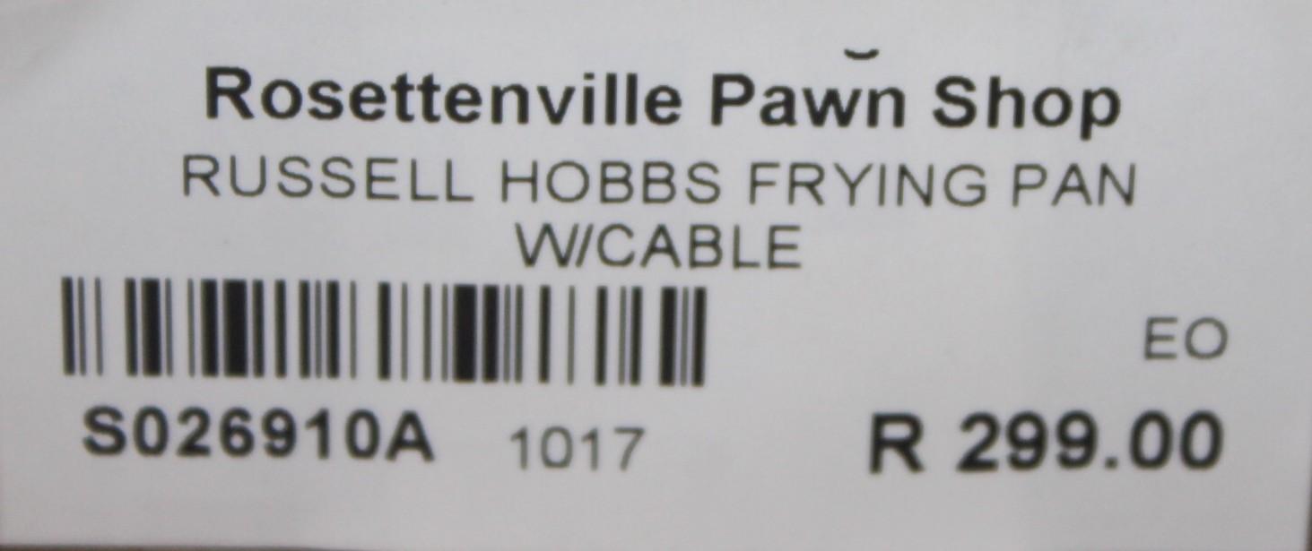 Russell hobbs S026910a  #Rosettenvillepawnshop