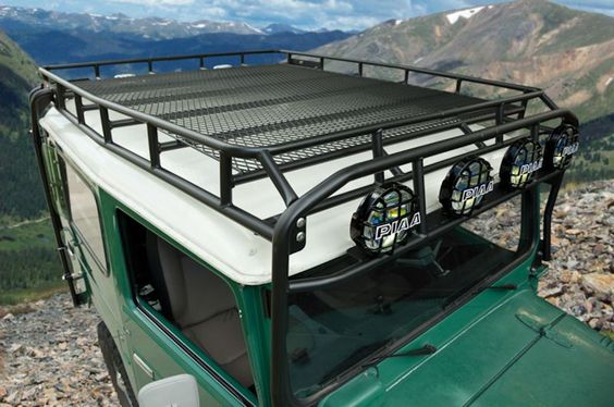 Roof Racks For 4x4 S Suv S And Taxi S Junk Mail