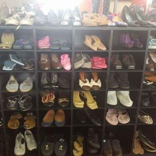 Big Clothing and Shoe Sale
