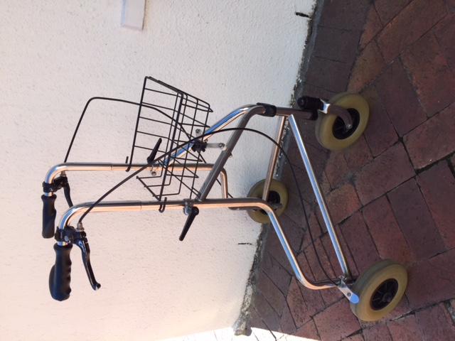 Walking Stroller for elderly