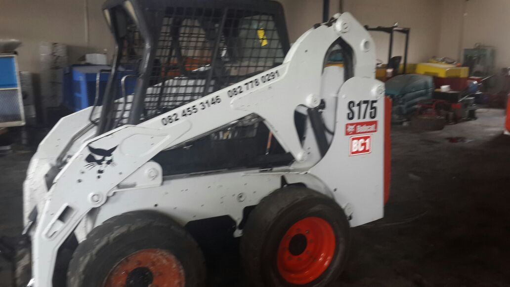 Bobcat S175 Skidsteer For Sale Junk Mail