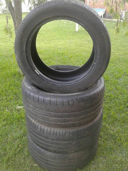 CONTINENAL TYRES 245/45 R17