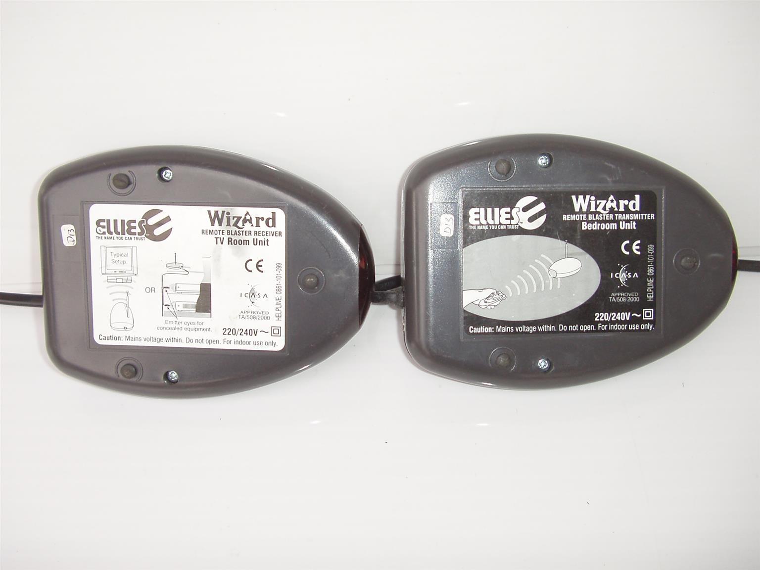 Remote blaster - set -  by Ellies