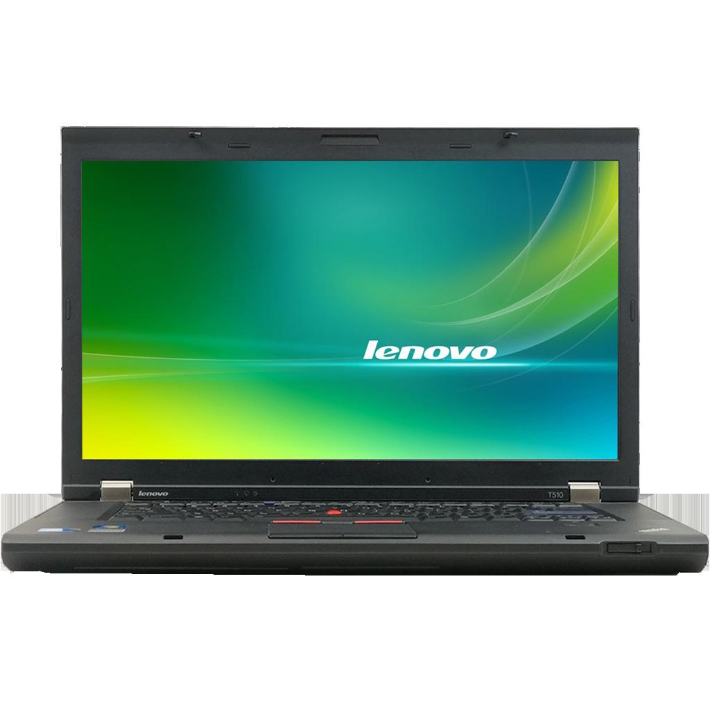 Lenovo ThinkPad T510 - Intel i5 Laptop
