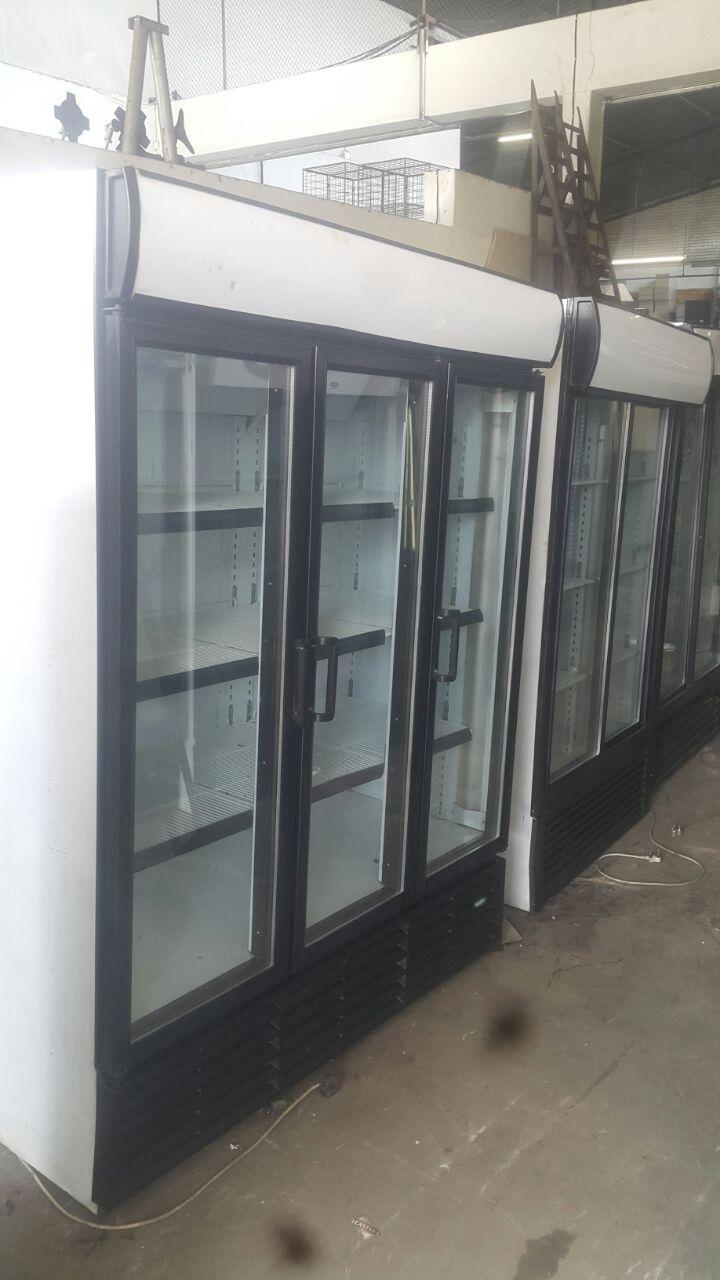 Upright Beverage Fridge Display Refrigerator Chiller Cooler Model: HV 463