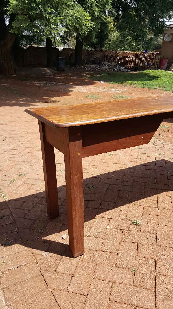 Antique Government Table