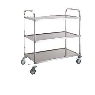 Tea trolley-3 tiers-A1004
