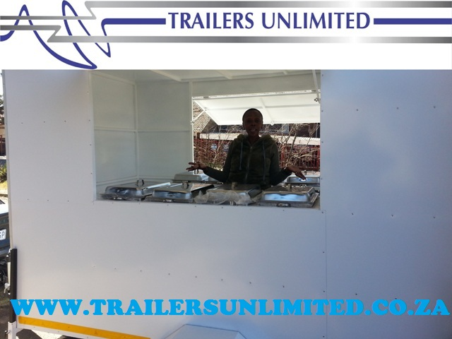 TRAILERS UNLIMITED THE PERFECT BUSINESS.