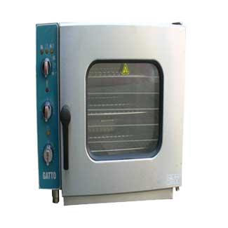6 Pan Combi Steamer oven-COMBI 6