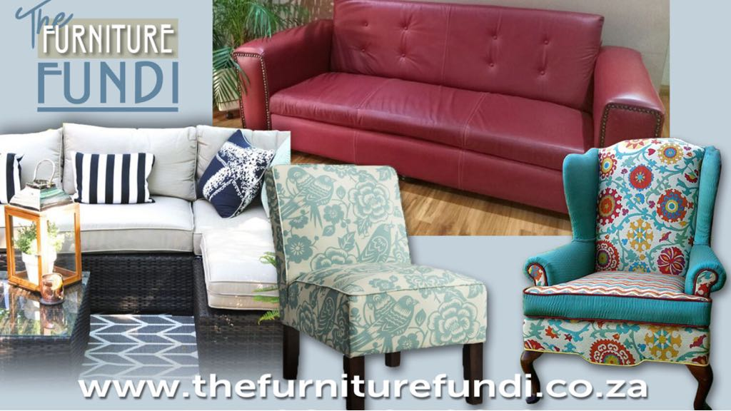 Re-Upholster your old furniture