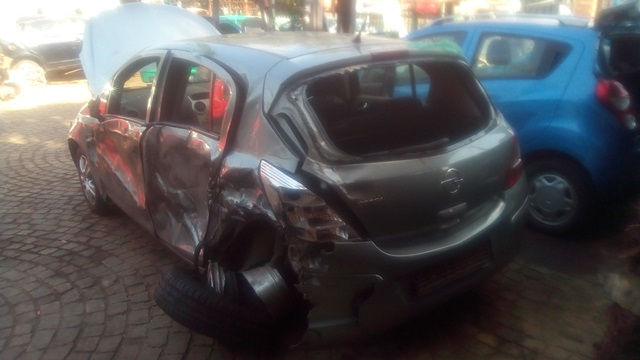 Opel Corsa D stripping all interior and exterior parts. | Junk Mail